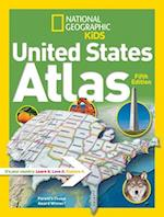 National Geographic Kids United States Atlas (ATLAS)