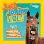 Just Joking (Just Joking)