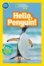 Hello, Penguin! (National Geographic Readers)
