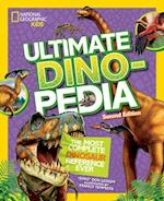 Ultimate Dinosaur Dinopedia, 2nd Edition (Dinopedia)