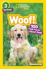 Woof! (National Geographic Readers)