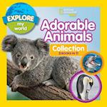 Explore My World Adorable Animal Collection 3-in-1 (Explore My World)