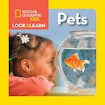 Pets (National Geographic Little Kids Look and Learn)