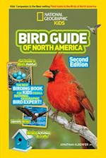Bird Guide of North America (National Geographic Kids)