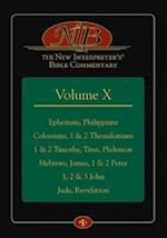 The New Interpreter's(r) Bible Commentary Volume X
