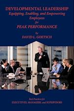 Developmental Leadership af David L. Goetsch