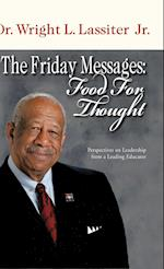 The Friday Messages: Food for Thought