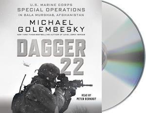 Lydbog, CD Dagger 22 af Michael Golembesky