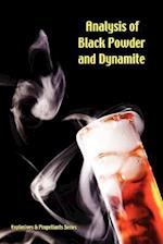 Analysis of Black Powder and Dynamite (Explosives & Propellants Series) af Walter O. Snelling, Christian George Storm