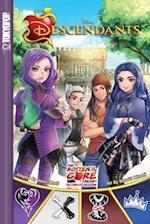 Disney Manga - Descendants - the Rotten to the Core Trilogy
