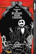 Disney Tim Burton's the Nightmare Before Christmas (Disney Manga)