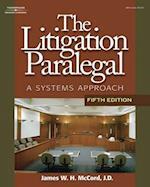 The Litigation Paralegal