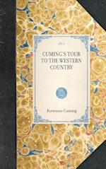 Cuming's Tour to the Western Country af Fortescue Cuming