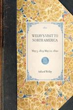 Welby's Visit to North America af Adlard Welby
