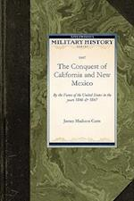 Conquest of California and New Mexico af James Madison Cutts