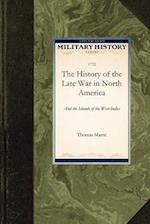 The History of the Late War in North AME