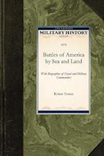 Battles of America by Sea and Land