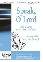 Speak, O Lord af Stuart Townend