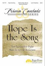 Hope Is the Song