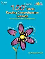 100 More Little Reading Comprehension Lessons af Margaret Brinton