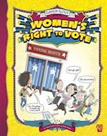 Women's Right to Vote (Graphic Library: Cartoon Nation)