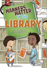 Manners Matter in the Library af Lori Mortensen
