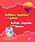 Solidos, liquidos y gases / Solids, Liquids, and Gases af Carol K. Lindeen