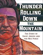 Thunder Rolling Down the Mountain (Graphic Library)