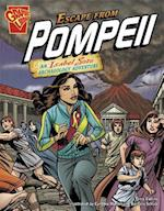 Escape from Pompeii (Graphic Library, Graphic Expeditions)