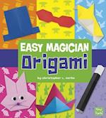 Easy Magician Origami (First Facts)