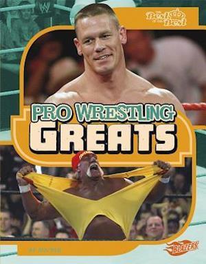 Bog, ukendt format Pro Wrestling Greats af Ann Weil