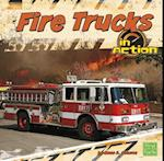 Fire Trucks in Action (First Facts)