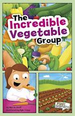 The Incredible Vegetable Group (First Graphics)