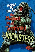 How to Draw the Meanest, Most Terrifying Monsters af Mike Nash, Matt Edwards