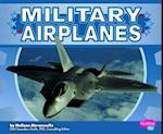 Military Airplanes (Pebble Plus)