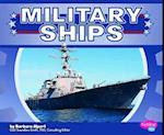 Military Ships (Pebble Plus)