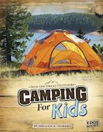 Camping for Kids (Edge Books)