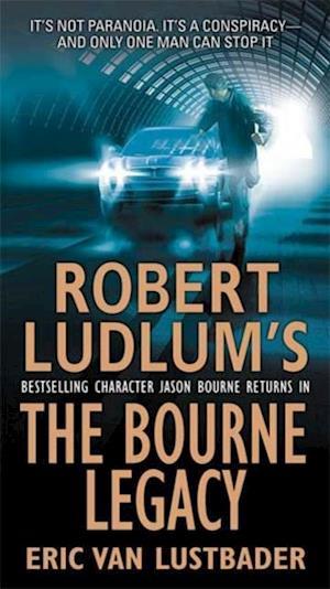 Bourne Legacy af Eric Van Lustbader