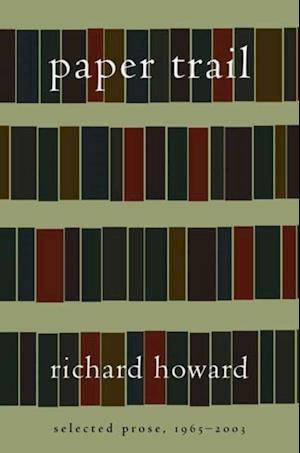 Paper Trail af Richard Howard