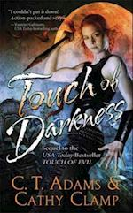Touch of Darkness af Cathy Clamp
