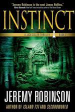 Instinct af Jeremy Robinson