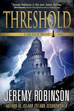 Threshold af Jeremy Robinson