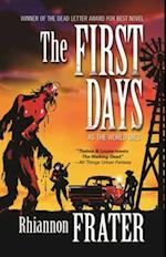 First Days (As the World Dies, Book One) af Rhiannon Frater
