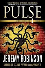 Pulse af Jeremy Robinson