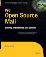 Pro Open Source Mail af Curtis Smith