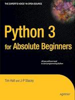 Python 3 for Absolute Beginners (The Expert's Voice In Open Source)