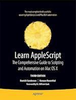 Learn AppleScript (Learn Apress)