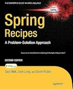 Spring Recipes (The Expert's Voice In Open Source)