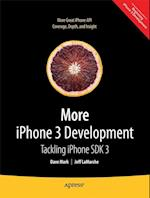 More iPhone 3 Development (Books for Professionals by Professionals)