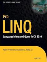 Pro Linq af Joseph C. Rattz Jr., Adam Freeman, Jr. Rattz